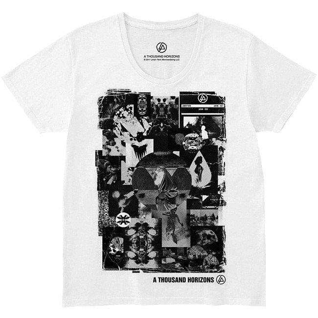 A Thousand Horizons Original Tee White Size S