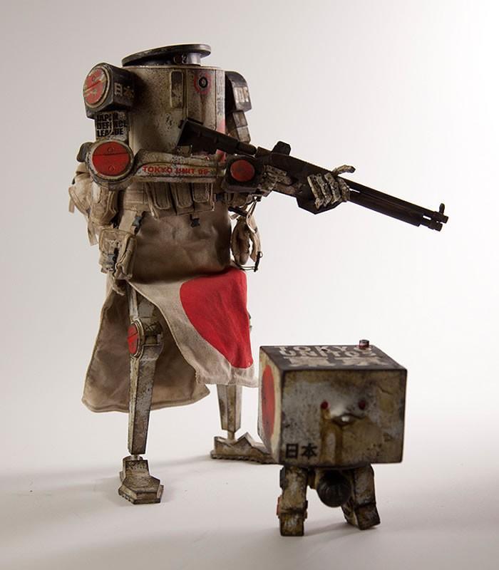 WWR JAPAN DEFENCE FORCE SET