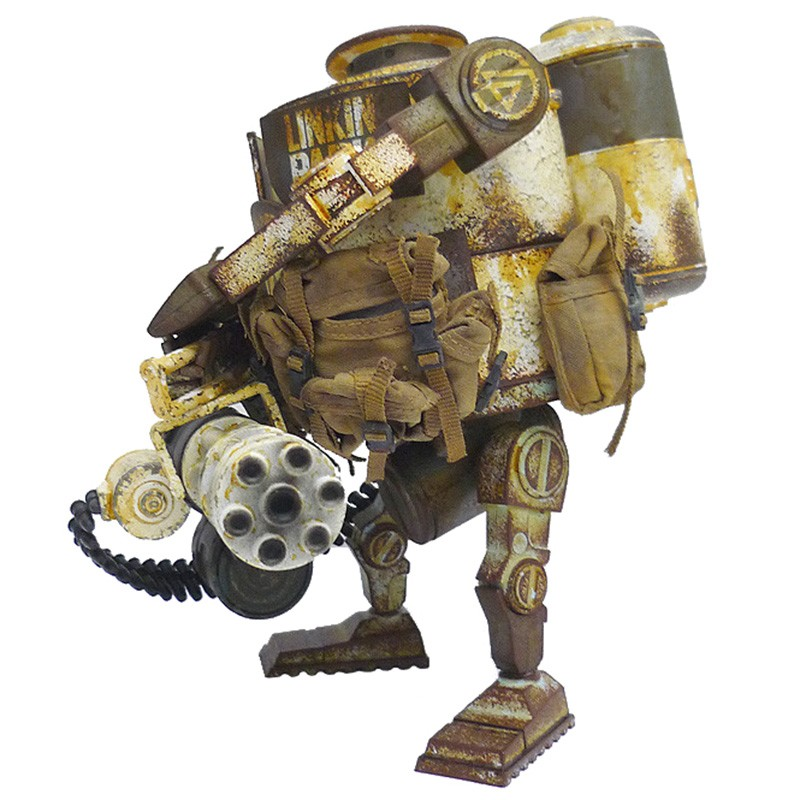 WWRp BRAMBLE MK2 GATLING Linkin Park EXCLUSIVE